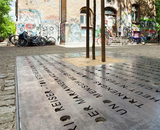 Brachenlösungen Metallverarbeitung für Architektur: LKM Berlin